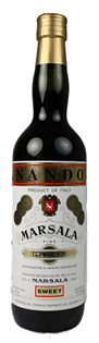 Nando Marsala Sweet 750ml - Case of 12